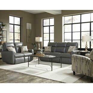 Knockout 2 Piece Reclining Living Room Set