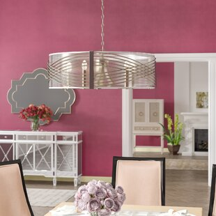 Willa Arlo Interiors Gere 5-Light Chandelier