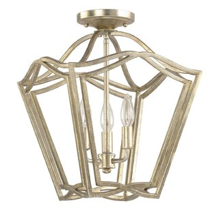 Darby Home Co Chesbrough 3-Light Foyer Pendant