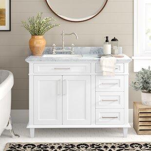 Aurelia 42 Single Bathroom Vanity Set by Birch Lane™ Heritage