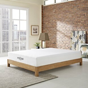 Modway Aveline Plush Memory Foam Mattress