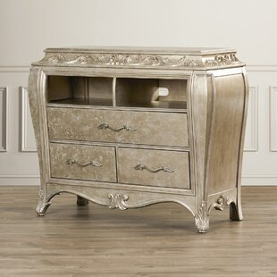 Holmes 3 Drawer Media Chest