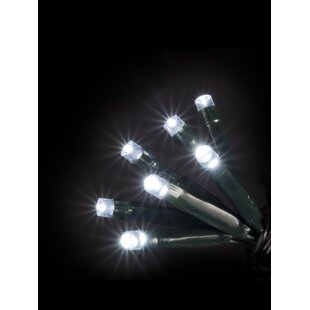 Battery Operated Multi-Function 300 String Light By The Seasonal Aisle