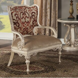 Oak Hill Armchair by Astoria Grand