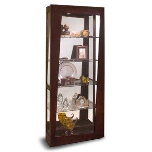 Philip Reinisch Co. Lynx Lighted Curio Cabinet