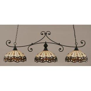 Astoria Grand Copeland 3-Light Billiard Light