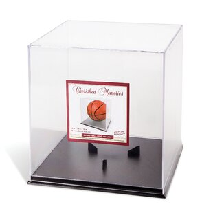 Acrylic Basketball Display Case by Darice