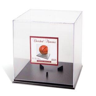 Acrylic Basketball Display Case by Darice