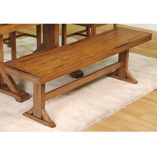 Belfort Wood Bench by Home Loft Concepts