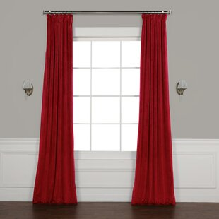 High Quality Red Dining Room Curtains | Wayfair