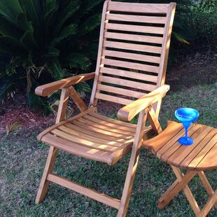 Francisco Folding Teak Patio Dining Chair