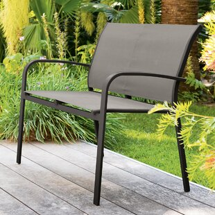 Svartalfheim Aluminium Bench By Sol 72 Outdoor