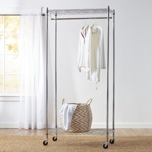 Wayfair Basics 36 W Garment Rack