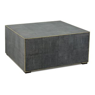 Sarreid Ltd Midnight Coffee Table