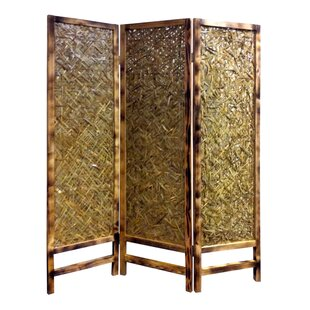 Entwine Screen 3 Panel Room Divider by Screen Gems