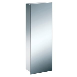 Linea Pika 11 x 32.7 Surface Mount Medicine Cabinet by WS Bath Collections