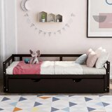 Celisha Twin Daybed with Trundle by Latitude Run®