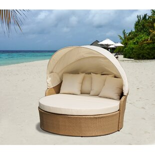 Sina Patio Daybed with Cushion by Brayden Studio