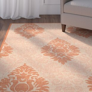Herefordshire Natural/Terracottal Indoor/Outdoor Area Rug