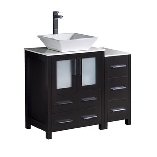 Price comparison Torino 36 Single Bathroom Vanity Set ByFresca