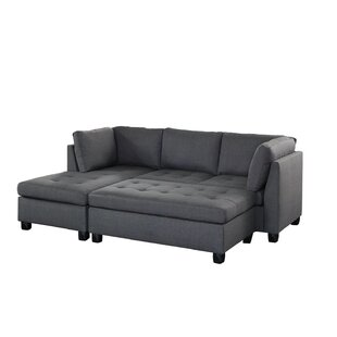 Steadman Reversible Sectional with Ottoman