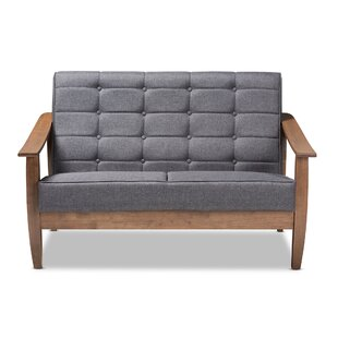 Pliner Loveseat by Wrought Studio