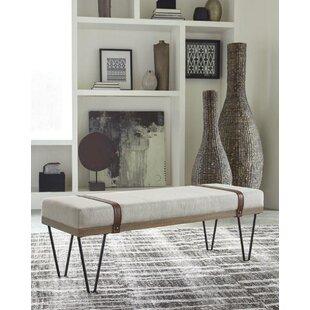 Iain Upholstered Bench