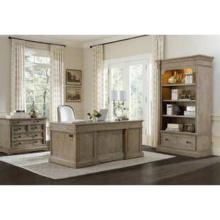 Wethersfield Estate Desk Office Suite by Stanley Furniture