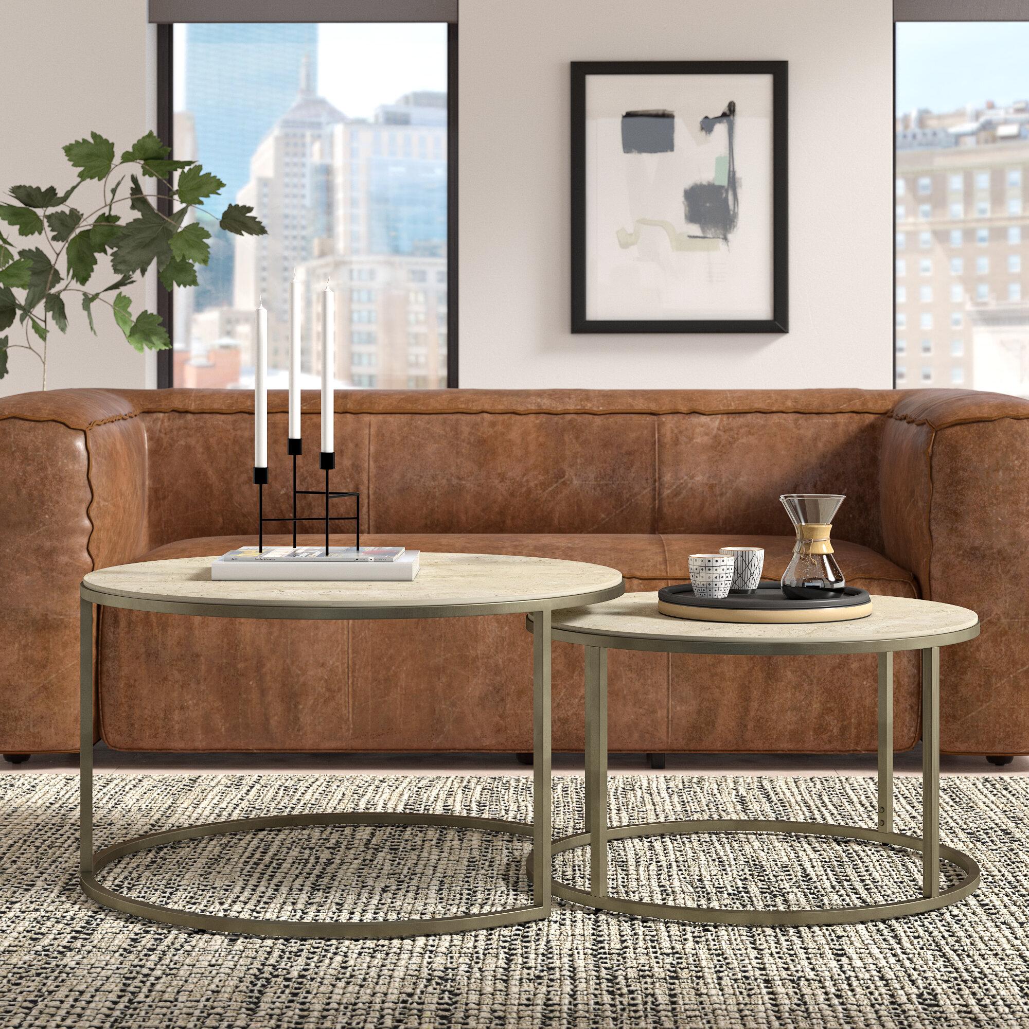 - Dearborn 2 Piece Coffee Table Set & Reviews AllModern