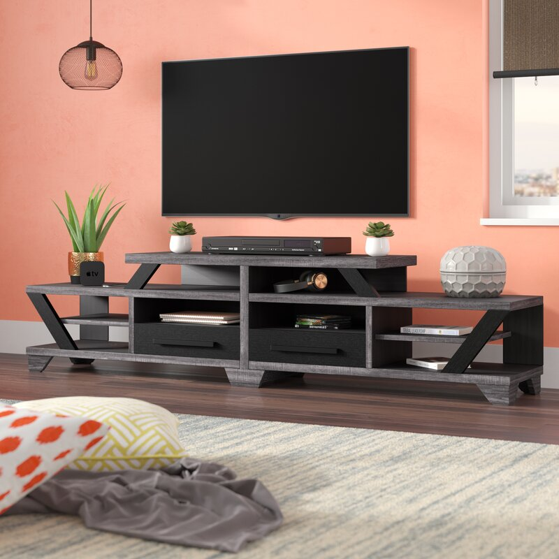 New Tv Stand Designs : Brayden studio brosnan contemporary tv stand for tvs up to