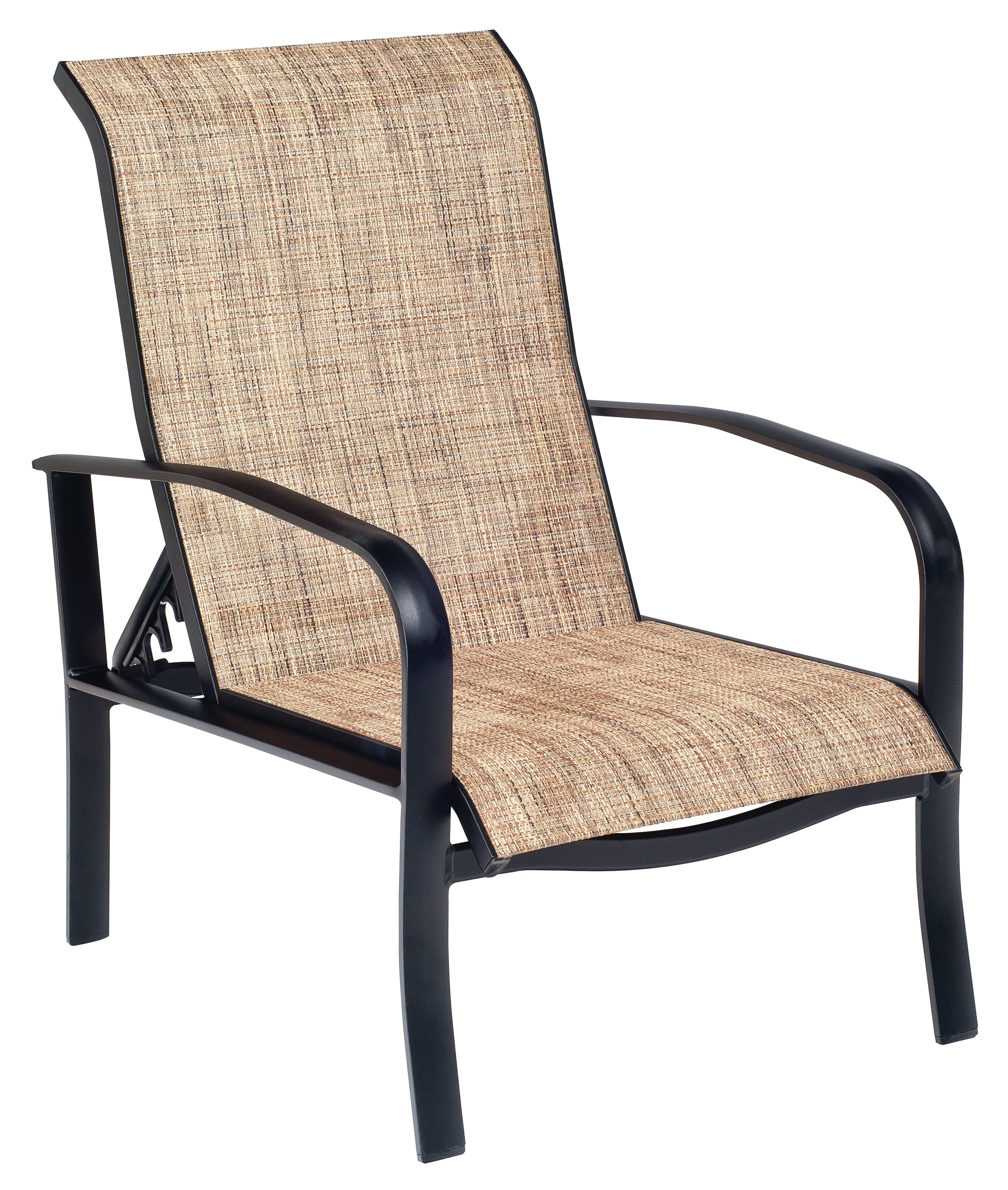 Fremont Sling Adjule Patio Chair
