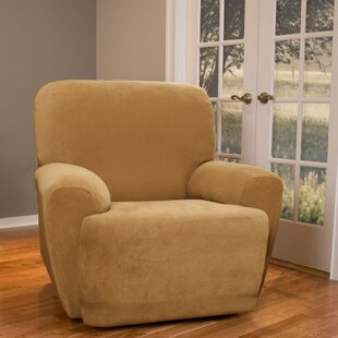 Separate Seat T-Cushion Recliner Slipcover