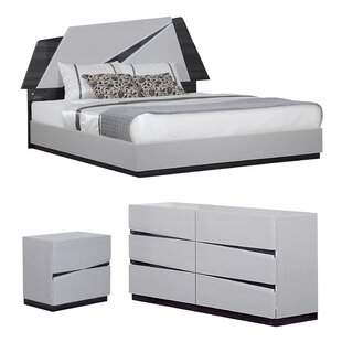 Landwehr Panel Configurable Bedroom Set