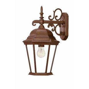 Astoria Grand Bellver Outdoor Wall Lantern