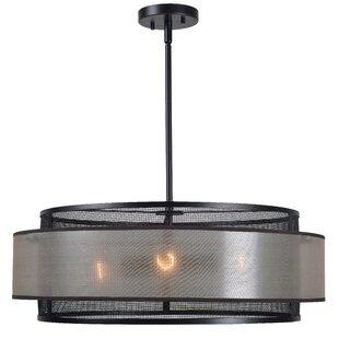 Trent Austin Design Ossipee 4-Light Chand..