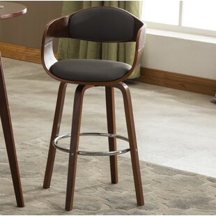 Lirette 2874 Swivel Bar Stool by George Oliver