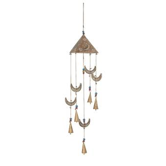 World Menagerie Wilclay Wind Chime Reviews Wayfair