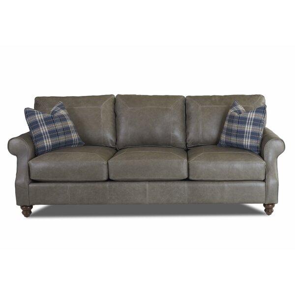 Large Leather Sofa Wayfair