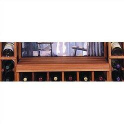 Designer Floor Wine Bottle Rack