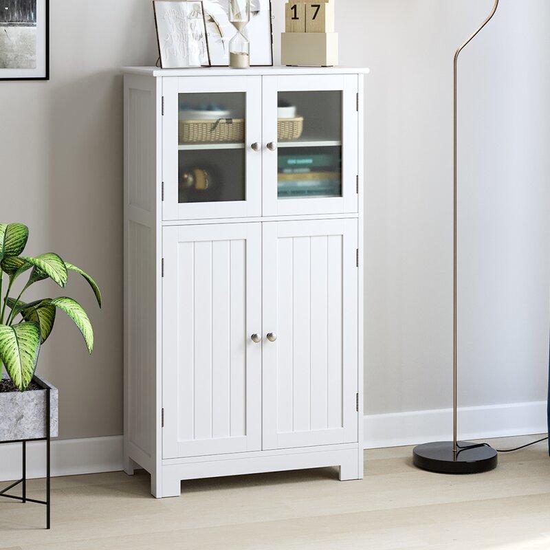 Red Barrel Studio Hortence 23 6 W X 42 7 H X 11 8 Dlinen Cabinet Reviews Wayfair
