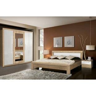 Alexandra European King Size Bed Frame