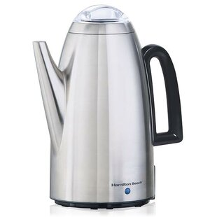 12-Cup Electric Percolator