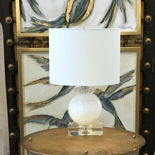 Searching for Tremaine Snowball 16.25 Table Lamp By House of Hampton