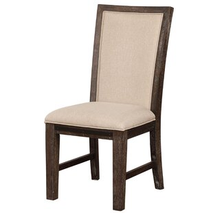 Find for Leonardo Dining Chair (Set of 2) by Gracie Oaks Reviews (2019) & Buyer's Guide