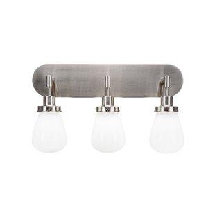 Ivy Bronx Sari 3-Light Vanity Light
