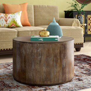 Bridger Coffee Table by World Menagerie
