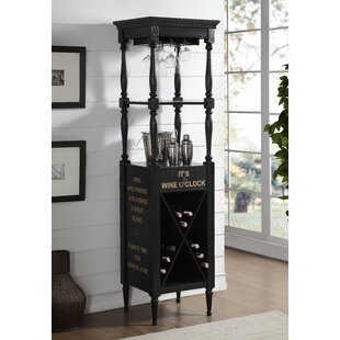 Maddison Bar with Wine Storage by Darby Home Co