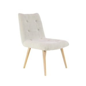 Veazey Modern Tufted Upholstered Dining Chair by George Oliver