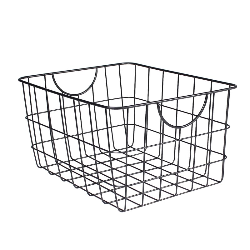 Andover Mills Utility Wire Basket Reviews