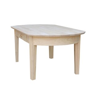 Unfinished Wood Philips Coffee Table by I..